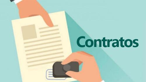 Contratos das Licitações